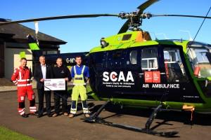 Scaa Air Ambulance